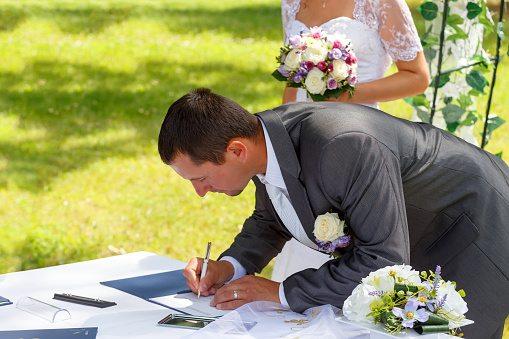 Consigli per un matrimonio civile originale